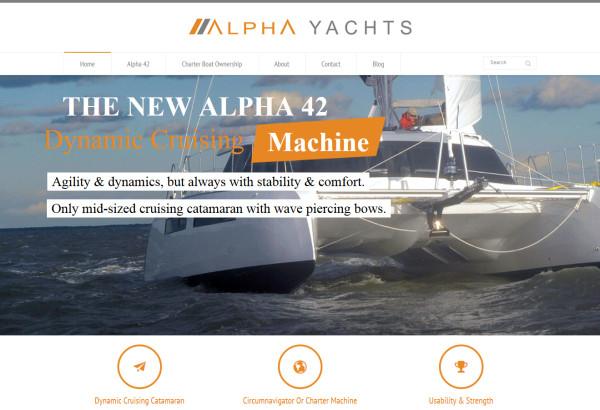 alpha-yachts
